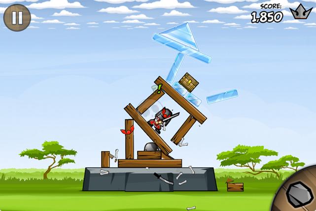 Siege Hero | Armor Games